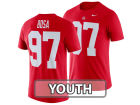 Ohio State Buckeyes Joey Bosa NCAA Youth Future Star T-Shirt T-Shirts