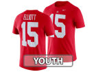 Ohio State Buckeyes Ezekiel Elliott NCAA Youth Future Star T-Shirt T-Shirts