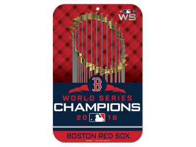 Boston Red Sox Wincraft Sign - 11x17 - EVENT