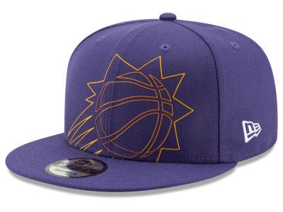 2b22a98ad89 Phoenix Suns New Era NBA Light It Up 9FIFTY Snapback Cap