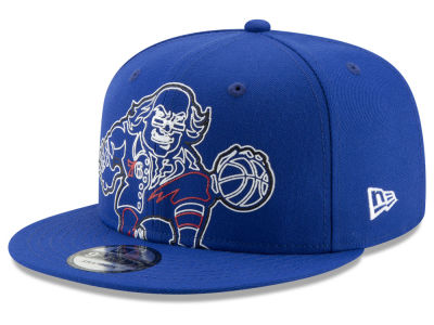c5d7b2d793c Philadelphia 76ers New Era NBA Light It Up 9FIFTY Snapback Cap