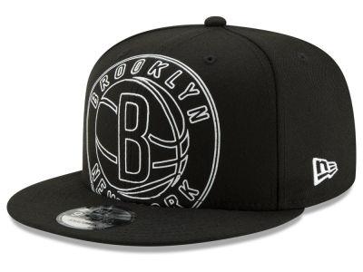 Brooklyn Nets New Era NBA Light It Up 9FIFTY Snapback Cap 9d96fc3ba8d5
