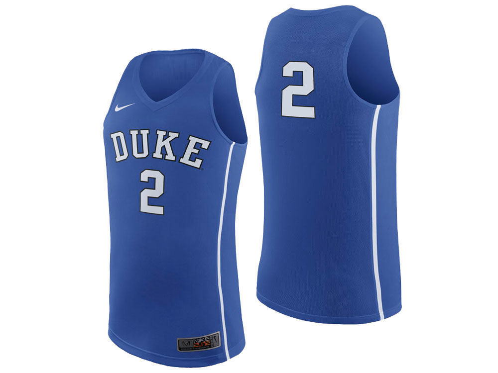 Duke Blue Devils Nike 2018 Ncaa Mens Replica Basketball Jersey