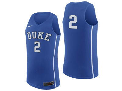 5ce59a195e3 Duke Blue Devils Nike 2018 NCAA Men s Replica Basketball Jersey