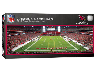 Arizona Cardinals 1000 Piece Panoramic Puzzle