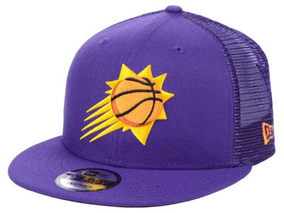 c698db9d46b Phoenix Suns New Era NBA Nothing But Net 9FIFTY Snapback Cap