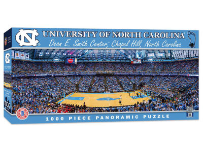 North Carolina Tar Heels 1000 Piece Panoramic Puzzle