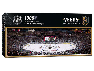 Vegas Golden Knights 1000 Piece Panoramic Puzzle