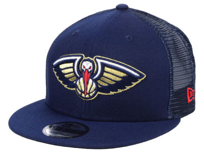 New Orleans Pelicans New Era NBA Nothing But Net 9FIFTY Snapback Cap