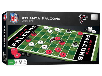 Atlanta Falcons Checkers