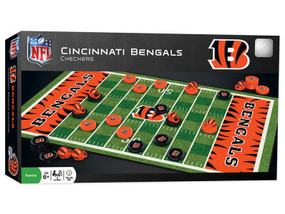 Cincinnati Bengals Checkers