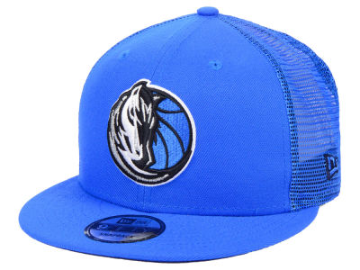 Dallas Mavericks New Era NBA Nothing But Net 9FIFTY Snapback Cap