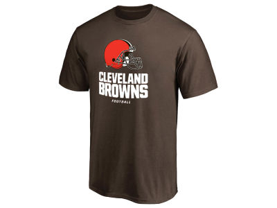 Cleveland Browns NHL Branded NFL Men's Critical Victory III T-Shirt