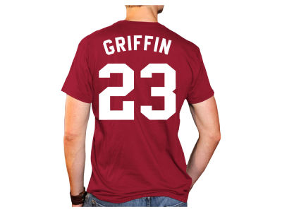 Oklahoma Sooners Blake Griffin Retro Brand NCAA Men's Throwback Name and Number Basketball T-Shirt