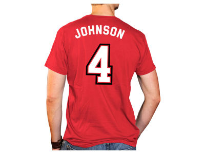 UNLV Runnin Rebels Larry Johnson Retro Brand NCAA Men's Throwback Name and Number Basketball T-Shirt