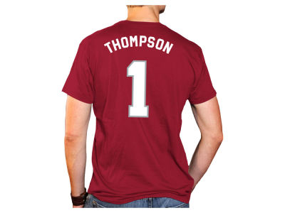 Washington State Cougars Klay Thompson Retro Brand NCAA Men's Throwback Name and Number Basketball T-Shirt