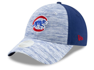 942d2b2185f Chicago Cubs New Era MLB Women s Space Dye 9FORTY Cap