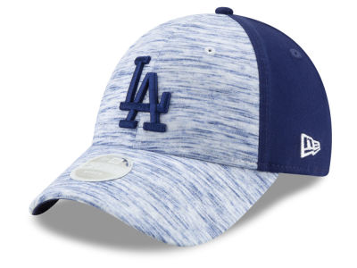 Los Angeles Dodgers New Era MLB Women's Space Dye 9FORTY Cap
