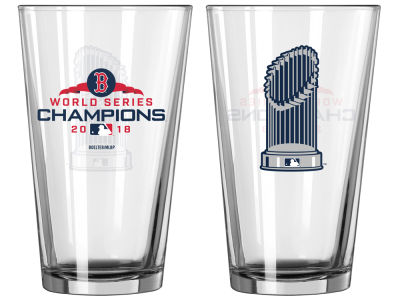 Boston Red Sox Boelter Brands Event 16oz Summary Pint