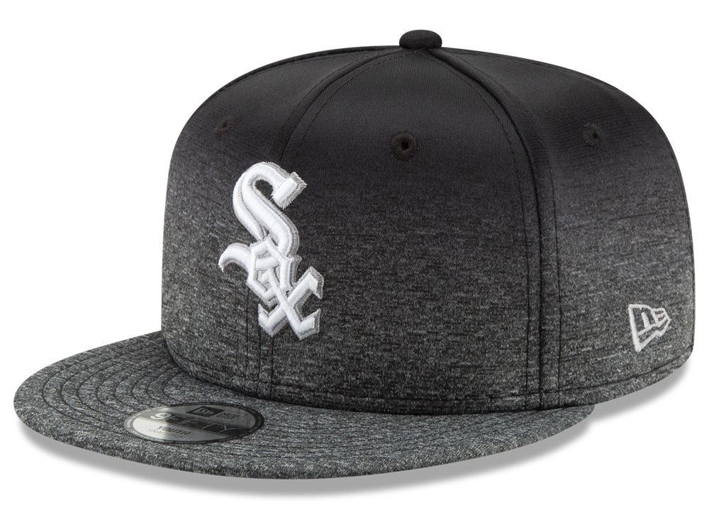 66046398060 Chicago White Sox New Era MLB Lil Fade 9FIFTY Snapback Cap