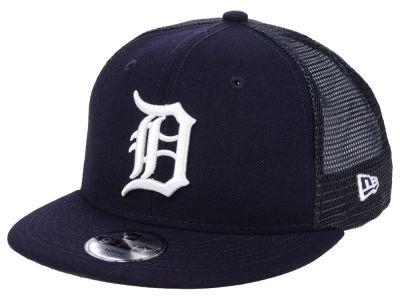 af640d64335 Detroit Tigers New Era MLB Youth All Day Mesh Back 9FIFTY Snapback Cap