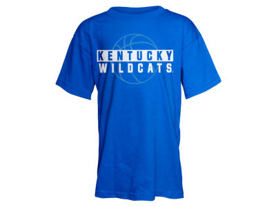 Kentucky Wildcats Top of the World NCAA Youth Basketball Shadow T-Shirt