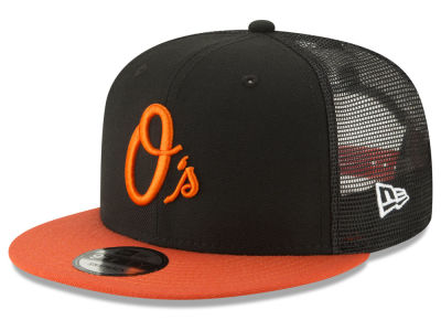 94a36d1d0a2 Baltimore Orioles New Era MLB All Day Mesh Back 9FIFTY Cap