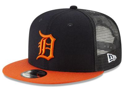 08b4c0750e7 Detroit Tigers New Era MLB Coop All Day Mesh Back 9FIFTY Snapback Cap