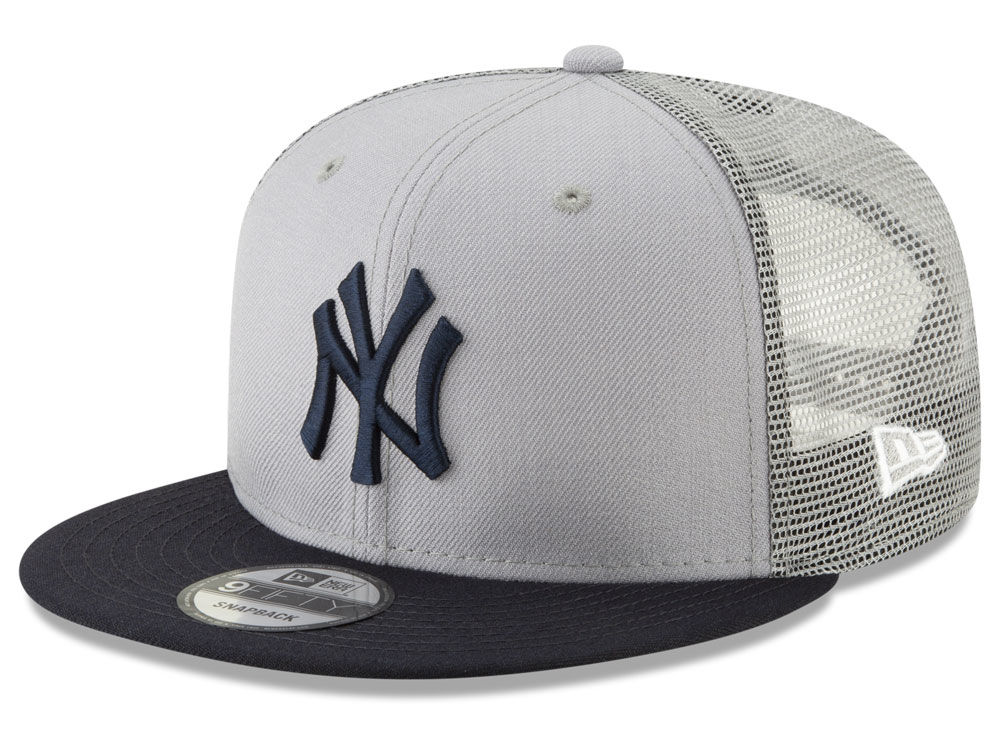 259a290d54d New York Yankees New Era MLB Coop All Day Mesh Back 9FIFTY Snapback Cap