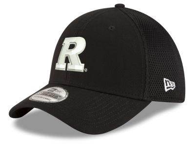 Rutgers Scarlet Knights New Era NCAA Black White Neo 39THIRTY Cap ccac30111ce