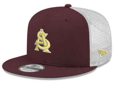 6d3a49b40d3 Arizona State Sun Devils New Era NCAA Team Color Meshback 9FIFTY Snapback  Cap