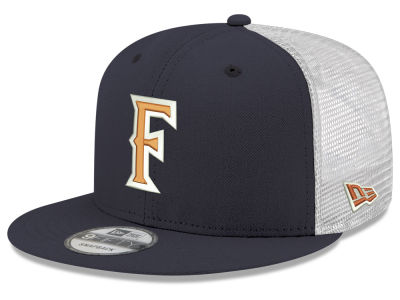 7f53766c7e9 Cal State Fullerton Titans New Era NCAA Team Color Meshback 9FIFTY Snapback  Cap