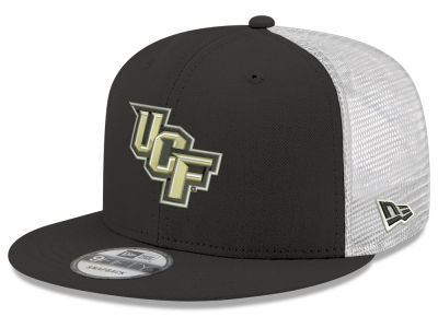 ef25d285e82 University of Central Florida Knights New Era NCAA Team Color Meshback  9FIFTY Snapback Cap