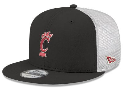 new product 75909 93205 Cincinnati Bearcats New Era NCAA Team Color Meshback 9FIFTY Snapback Cap