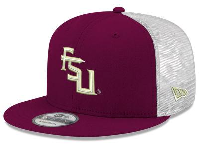 Florida State Seminoles New Era NCAA Team Color Meshback 9FIFTY Snapback Cap f2dbf620ffd1
