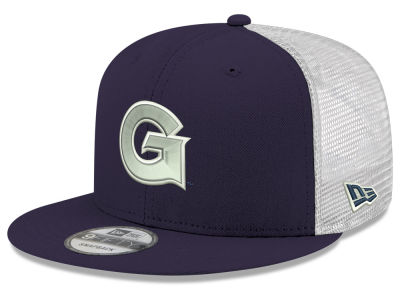 Georgetown Hoyas New Era NCAA Team Color Meshback 9FIFTY Snapback Cap