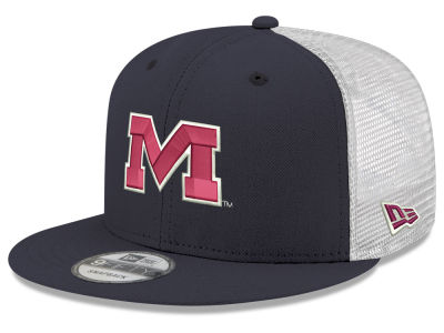100% authentic 2c5ab 6cd1f ... discount code for ole miss rebels new era ncaa team color meshback  9fifty snapback cap 624dd