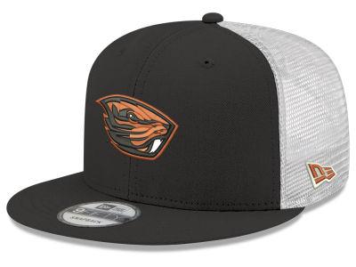 c13ecdaf572 Oregon State Beavers New Era NCAA Team Color Meshback 9FIFTY Snapback Cap