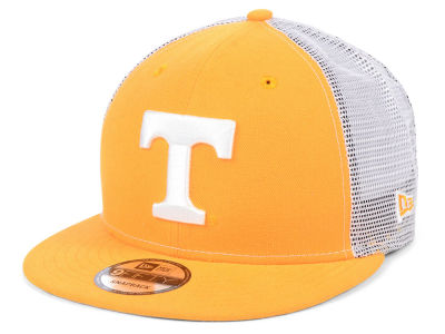 Tennessee Volunteers New Era NCAA Team Color Meshback 9FIFTY Snapback Cap 693f5c48c1e8