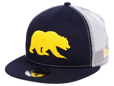 6e882c083fb California Golden Bears New Era NCAA Team Color Meshback 9FIFTY Snapback Cap