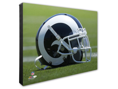 "Los Angeles Rams Photo File 16"" x 20"" Canvas Photo"