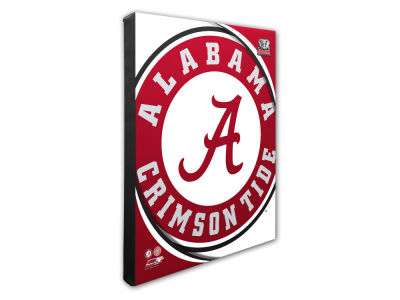 Alabama Crimson Tide Photo File NFL Team Logo 16 x 20 Canvas Photo
