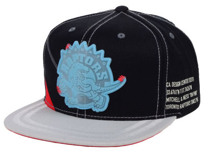 finest selection 4a86e 21703 ... inexpensive toronto raptors mitchell ness nba on point snapback cap  d7562 c0298