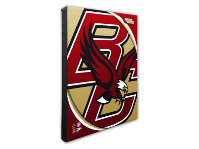 Boston College Eagles Photo File Team Logo 20 x 24 Canvas Photo