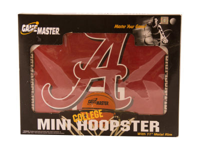 Alabama Crimson Tide Logo Brands NCAA Mini-Hoop