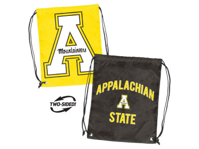 Appalachian State Mountaineers Logo Brands Doubleheader Backsack