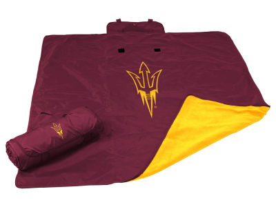 Arizona State Sun Devils Logo Brands All Weather Blanket