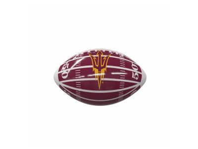 Arizona State Sun Devils Logo Brands Mini-Size Glossy Football