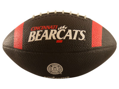 Cincinnati Bearcats Logo Brands Mini-Size Rubber Football