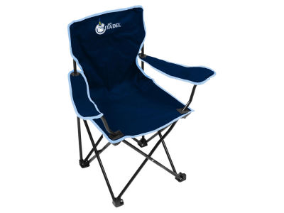 Citadel Bulldogs Logo Brands Youth Folding Chair